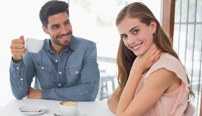 signs she is dating another man